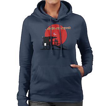 Above And Beyond Baywatch Women's Hooded Sweatshirt
