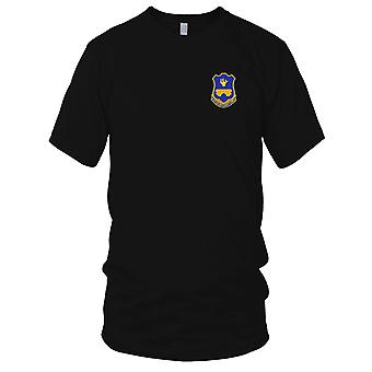 US Army - 120th Infantry Regiment Crest Embroidered Patch - Kids T Shirt