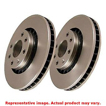 EBC Brakes RK850 EBC Brake Rotor - Ultimax OE Style Disc Kit Front Fits:ACURA
