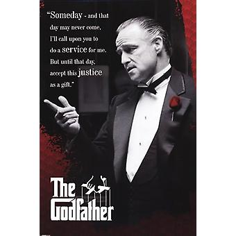 De Godfather - Someday Poster Poster afdrukken