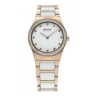 Bering ladies watch wristwatch slim ceramic - 32430-761