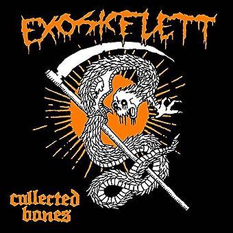 Exoskelett - indsamlede knogler [Vinyl] USA importerer