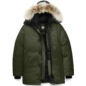 Canada Goose Chateau Parka - Military Green