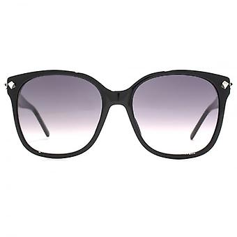 Jimmy Choo Dema Sunglasses In Black