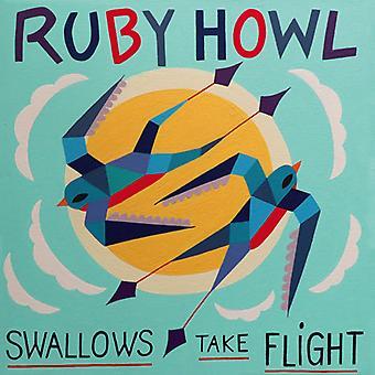 Ruby Howl - Svalerne tager flyvning [Vinyl] USA import