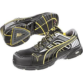 Safety shoes S3 Size: 39 Black, Yellow PUMA Safety Pace Black Low 642500 1 pair