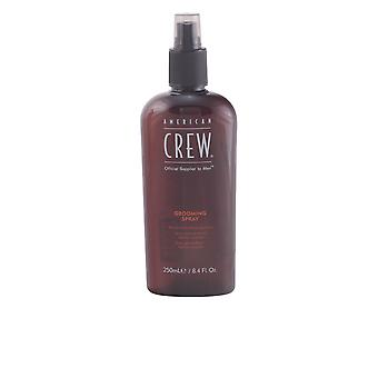 American Crew Grooming Spray 250ml Herre nyt For ham forseglet Boxed