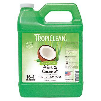 Tc Aloe And Coconut Shampoo 3.8L