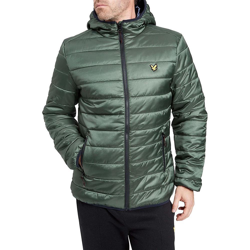 Lyle & Scott Mens Cooke Primaloft Insulated Breathable Foil Jacket