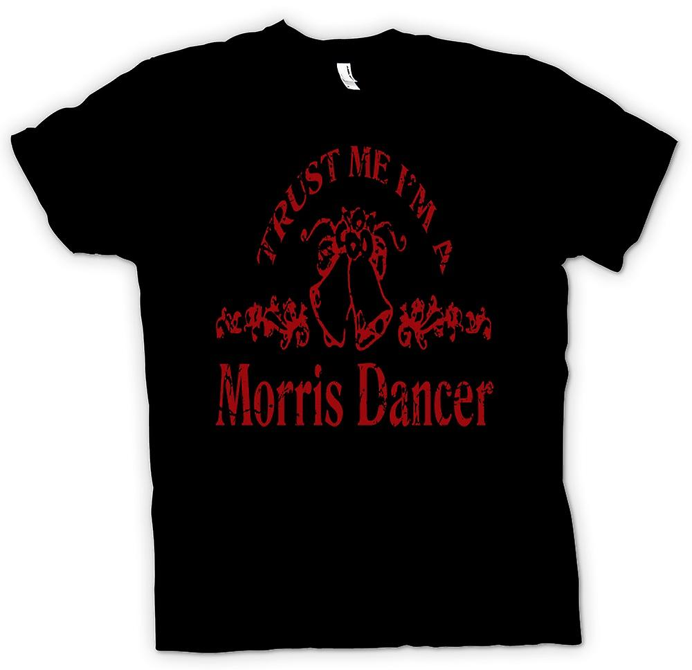 Mens T-shirt - Trust Me Im A Morris Dancer - Funny