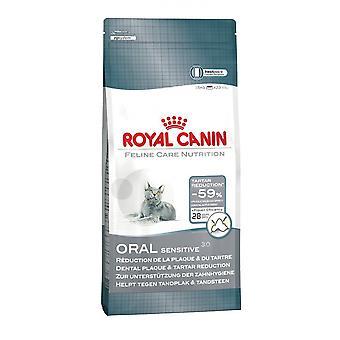Royal Canin Cat Oral Sensitive 30, Feline Dry Food, Complete Cat Food 3.5kg