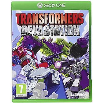 Transformers Devastation (Xbox One) - Factory Sealed
