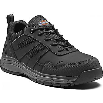 Dickies Mens Emerson Safety Water Resistant Workwear Toe Cap Trainers