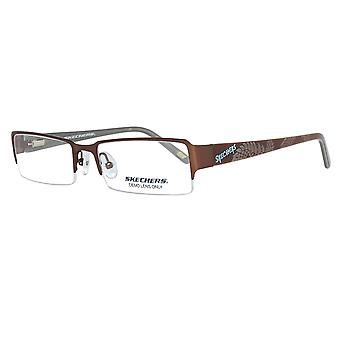 Skechers glasses ladies Brown