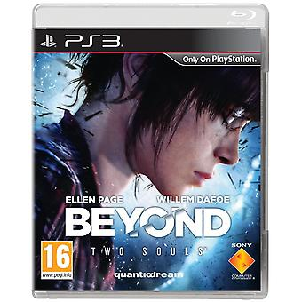 Beyond Two Souls PS3 Game