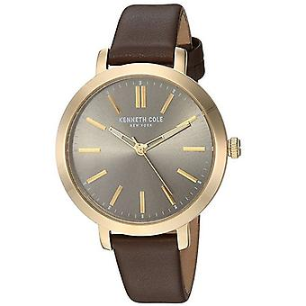 Kenneth Cole Leather Ladies Watch KC15173003