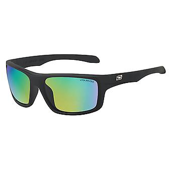 Dirty Dog Axle Polarised Sunglasses - Satin Black