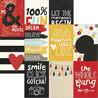 Say Cheese Iii Double-Sided Elements Cardstock 12