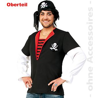 Pirate Costume men's pirate shirt shirt pirate men costume