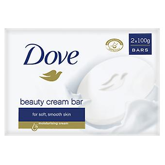 Dove Original Beauty Cream Bar 2 x 100 gr