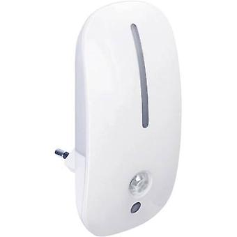 GEV LIV 6867 006867 Night light (+ motion detector) Oval LED Cold white White