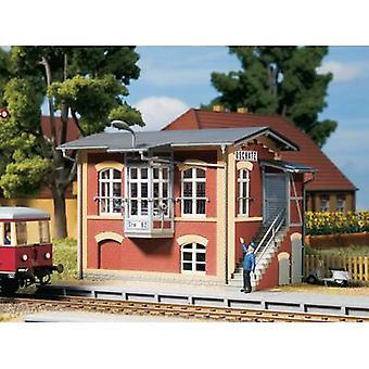 Auhagen 11411 H0 Signal box oschatz