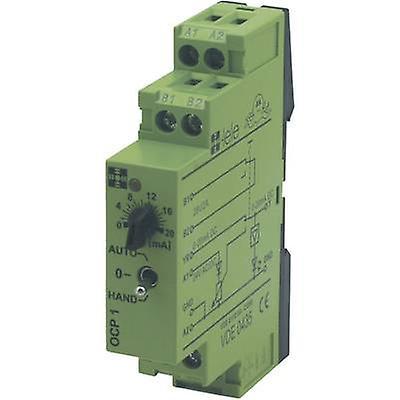 Crossbar switch 1 pc(s) 24 Vdc, 24 V AC tele OCP1 24VAC DC 0 - 20MA