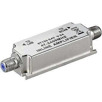 Amplificatore SAT di goobay SAT-V-04 20 dB 20 dB
