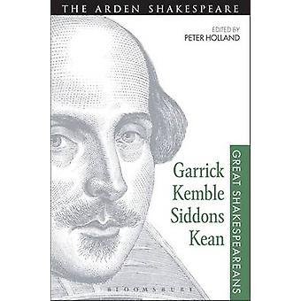 Garrick Kemble Siddons Kean par Peter Holland