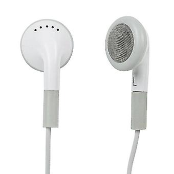Stuff Certified ® iPhone / iPad / iPod Earphones Ears écouteur White - Clear Sound