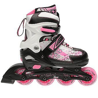 Keine Angst Kinder Kinder Mädchen Geist Inline Skates Rollsport klingen