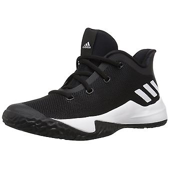 Kids Adidas Girls Rise Up 2 K. Low Top Lace Up Basketball Shoes