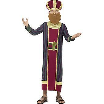 Balthazar Kinga, Narodzenia mądry człowiek, Boże Narodzenie, średni wiek 7-9
