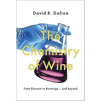 ワイン - デイヴィッド R により、飲料に花からの化学