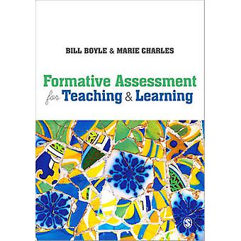 Formative Assessment for Teaching and Learning by Bill Boyle - Marie
