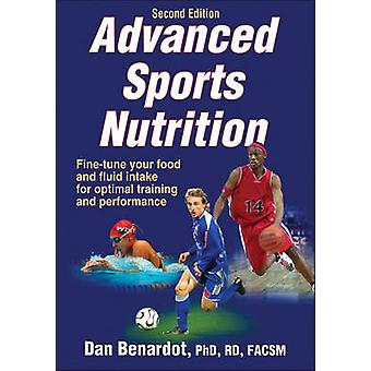 Advanced Sports Nutrition (2nd) by Dan Benardot - 9781450401616 Book