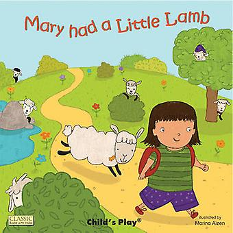 Mary Had a Little Lamb par Marina Aizen - livre 9781846435126