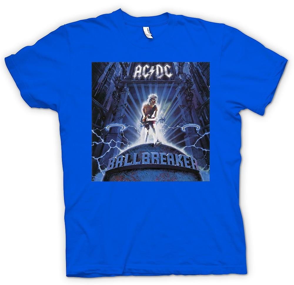Mens t-shirt - AC/DC Ballbreaker - Band