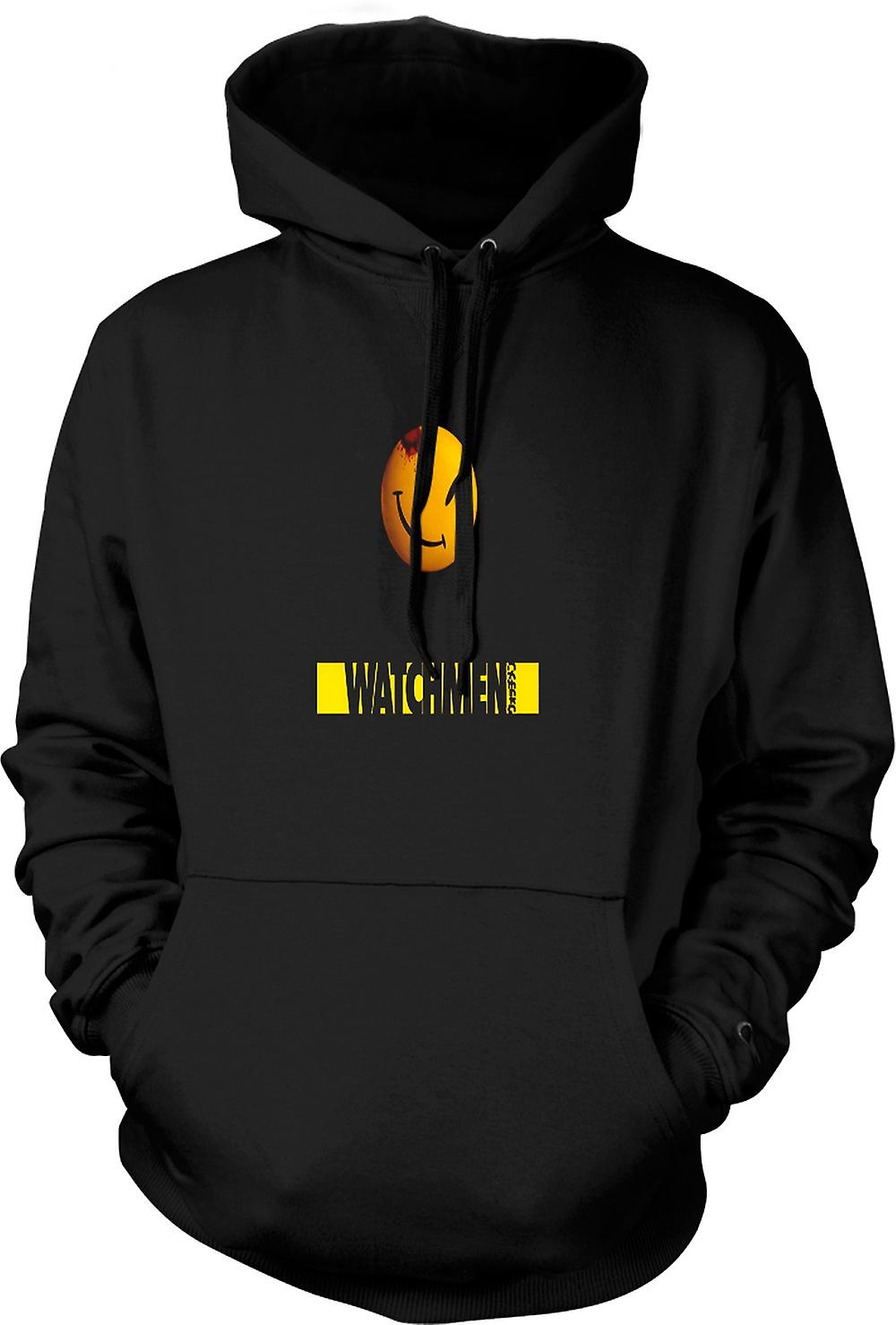 Mens Hoodie - Watchmen - Japanese Movie
