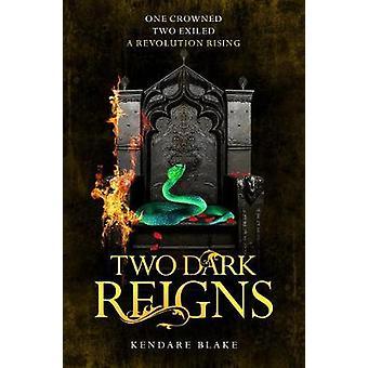 Zwei dunkle Herrschaft durch zwei dunkle Herrschaft - 9781509876495 Buch