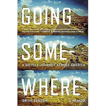 Gaat ergens: Een fiets reis door Amerika