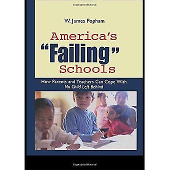 Americas svigtende skoler: hvordan forældre og lærere kan klare med ingen børn efterladt