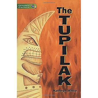 Literacy World Comets Stage 3 Novel Tupilak