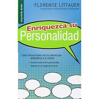 Enriquezca Su Personalidad Nf: Personality Plus Nf