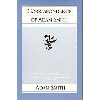 Correspondence (Glasgow Edition of the Works and Correspondence of Adam Smith)
