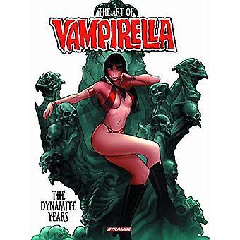 Art of Vampirella: The Dynamite Years HC