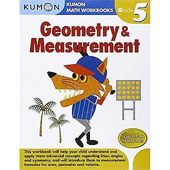 Geometry & Measurement, Grade 5 (Kumon Math Workbooks)
