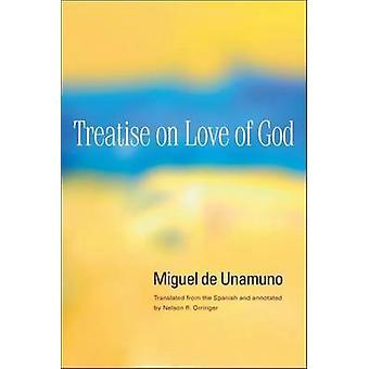 ミゲル ・ デ ・ ウナムーノ - ネルソン R. Orringer - 9 によって、神の愛に関する論文