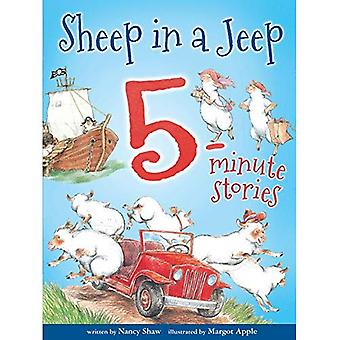 Sheep in a Jeep 5-Minute Stories (5-Minute Stories)