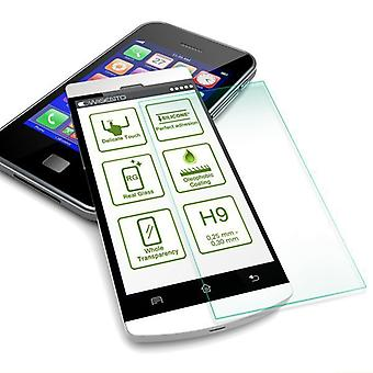 For Motorola Moto G7 / G7 plus hybrid case 2 piece white + tempered glass bag case cover sleeve